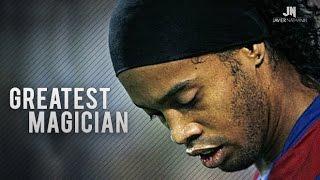 getlinkyoutube.com-Ronaldinho Gaúcho ● Greatest Magician ● Skills & Goals HD