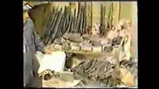 getlinkyoutube.com-Bhindranwale & Sikhs Weapon collection in Golden Temple 1984