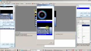getlinkyoutube.com-Nextion editor, facciamo una tastiera e immagini del background