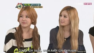 getlinkyoutube.com-[Turkish Sub] After School - Weekly Idol 52. Bölüm 1. Part