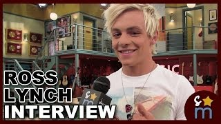 getlinkyoutube.com-Ross Lynch Teases AUSTIN & ALLY Season 3, New Music & Guest Stars