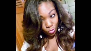 getlinkyoutube.com-How to Sew in a U-part Wig (to the side) tutorial