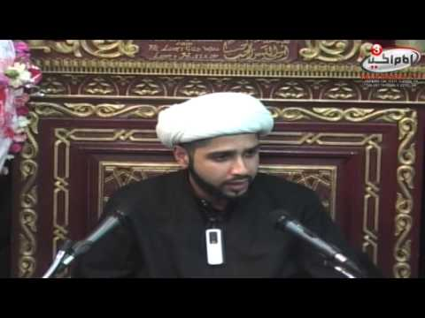 Muharram Series - part 3 - Shaikh Abbas Panju - London - hyderi centre - 1434 - 2012