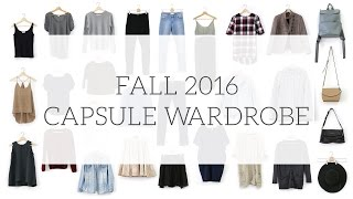 getlinkyoutube.com-Fall Capsule Wardrobe | Project 333