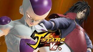 getlinkyoutube.com-J-Stars Victory Vs+ (PS4) - Frieza vs Madara Gameplay [1080p] TRUE-HD QUALITY