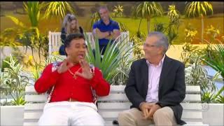 getlinkyoutube.com-Paulinho Gogó 15 08 13 - A Praça é Nossa - Enganchado na Nega Juju
