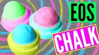 getlinkyoutube.com-DIY EOS CHALK! Make Sidewalk Chalk!