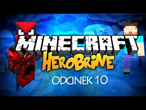 Minecraft Herobrine - WTF GDZIE JA JESTEM ?! #10