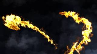 getlinkyoutube.com-After Effect : Intro template Dragon Fire / Dragon de feu