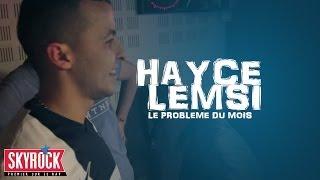 Le problème du mois avec Hayce Lemsi