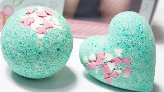 getlinkyoutube.com-[D.I.Y] Bombe de bain (bath bomb)