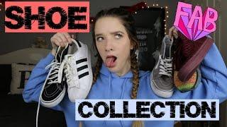 getlinkyoutube.com-MY SHOE COLLECTION 2017!!