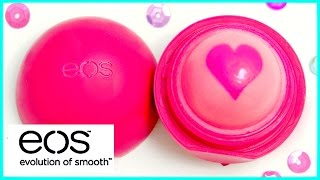 getlinkyoutube.com-DIY EOS lip balm: heart design!! EASY