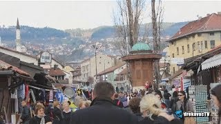 getlinkyoutube.com-Sarajevo beautiful City - You must visit this old town in Bosnia and Herzegovina