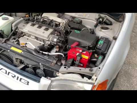 Toyota Sprinter Carib AE115 7A-FE 1996 г.в. (донор 707)