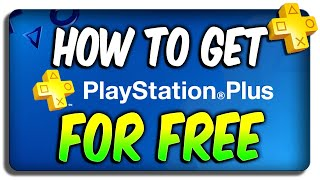 getlinkyoutube.com-How to get FREE Playstation PLUS! (UNLIMITED FREE TRIALS!) *NO CREDIT CARD required*