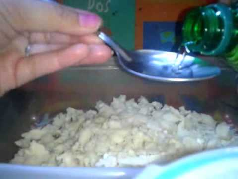 VIDEO 67.- TUTORIAL: COMO HACER PASTA DE MIGAJON???
