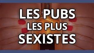 getlinkyoutube.com-Top des pubs les plus sexistes