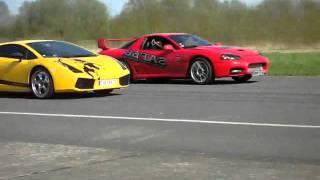 getlinkyoutube.com-Racha - 3000 GT vs Lamborghini