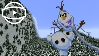 getlinkyoutube.com-Minecraft 360° Video Roller Coaster: Multiverse