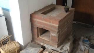 getlinkyoutube.com-construcción estufa rusa (alto rendimiento)