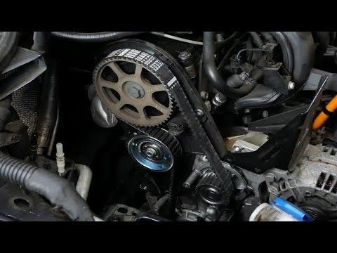 VW Golf 1,6L Zahnriemenwechsel Motor: BSE, BSF, CCSA, CMXA