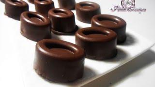 getlinkyoutube.com-حلويات العيد بدون فرن سهلة و سريعة التحضير بالشوكولا و اللوز