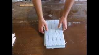 getlinkyoutube.com-Станок для резки пенопласта, очень простой за 5 минут