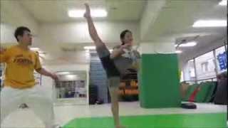 getlinkyoutube.com-戦うバレリーナ(HD) Fighting Ballerina