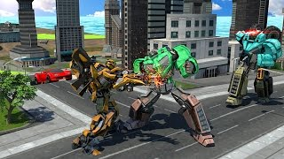 getlinkyoutube.com-Futuristic Robot Battle (by Viking Studio) Android Gameplay [HD]