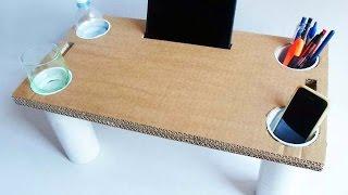getlinkyoutube.com-多目的段ボールベッドテーブルの作り方 - DIY Home - Guidecentral