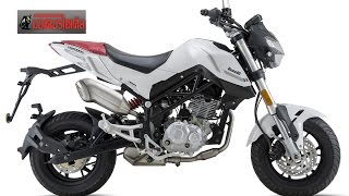 getlinkyoutube.com-Benelli TNT135 , TNT125 vs GPX Demon Z125 MSX125 เปิดราคา 60,000 บวกลบ