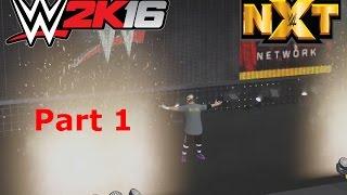 getlinkyoutube.com-WWE 2K16 Part 1 Welcome TO My Show
