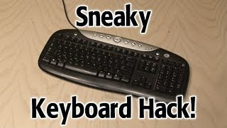 getlinkyoutube.com-Sneaky Keyboard Hack!