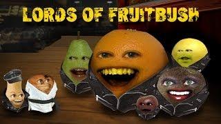 getlinkyoutube.com-Annoying Orange HFA - Lords of Fruitbush