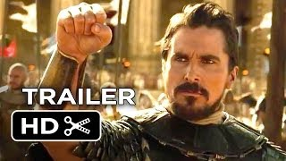 getlinkyoutube.com-Exodus: Gods and Kings Official Trailer #1 (2014) - Christian Bale, Ridley Scott Epic Movie HD