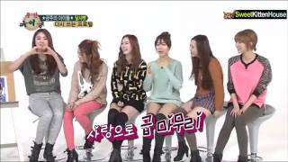 getlinkyoutube.com-WEEKLY IDOL   DALSHABET 달샤벳 eng sub
