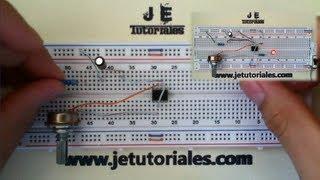 getlinkyoutube.com-Tutorial - Creación de un Temporizador Astable con 555 - Paso a Paso