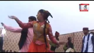 दिल्ली के संगम विहार में उत्तरायणी की धूम, जम कर नाचे उत्तराखंडी