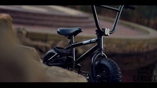 convict mini bmx cosmic black