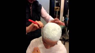getlinkyoutube.com-Rapada - Rasage - Shaven headed