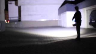 getlinkyoutube.com-100w led handstrahler, flashlight