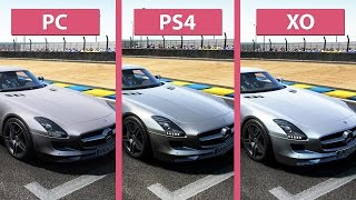 getlinkyoutube.com-Project CARS – PC vs. PS4 vs. Xbox One Graphics Comparison [60fps][FullHD|1080p]