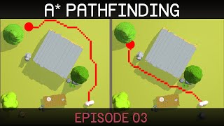 getlinkyoutube.com-A* Pathfinding (E03: algorithm implementation)