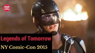 NYCC 2015: Brandon Routh de Legends of Tomorrow