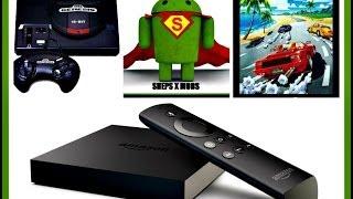 getlinkyoutube.com-Gensoid- Android SEGA Genesis Emulator ON AMAZON FIRE TV OUTRUN
