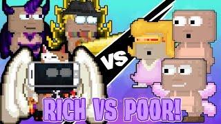 getlinkyoutube.com-Growtopia RICH vs POOR PLAYERS!