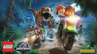 getlinkyoutube.com-LEGO Jurassic World & Jurassic Park All Cutscenes Full Movie
