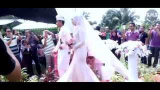 getlinkyoutube.com-Sekitar Majlis Resepsi Perkahwinan BADDROL BAKHTIAR & NUR IZYAN ( Full HD )