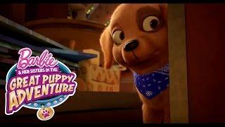 getlinkyoutube.com-Puppy Play Time! | Barbie